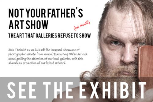 Not Your Father's Art Show Exhibition