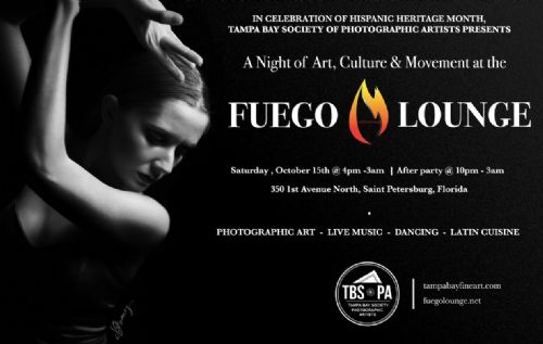 In Celebration of Hispanic Heritage Month, Four Tampa Bay Artists Focus on Culture and Movement